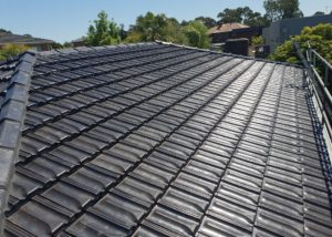 terracotta Roof restoration and repairs by The Roof Reviver in Baxter