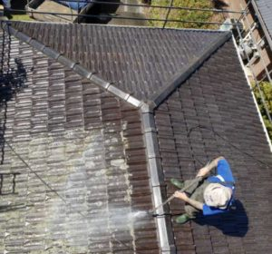 Roof restoration and repairs by The Roof Reviver in Baxter